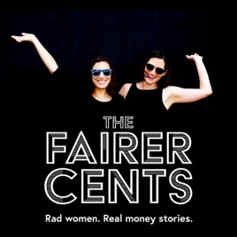 Image result for fairer cents apple podcast""