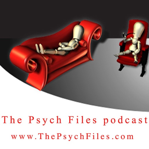 Cover image of The Psych Files
