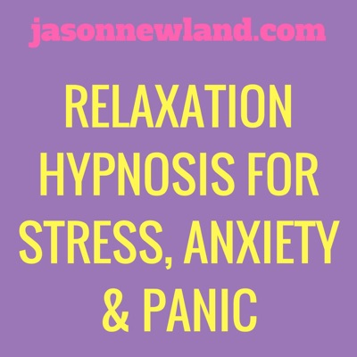 Relaxation Hypnosis for Stress & Anxiety