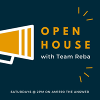 Open House with Team Reba podcast