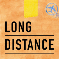 Podcast cover art for Long Distance