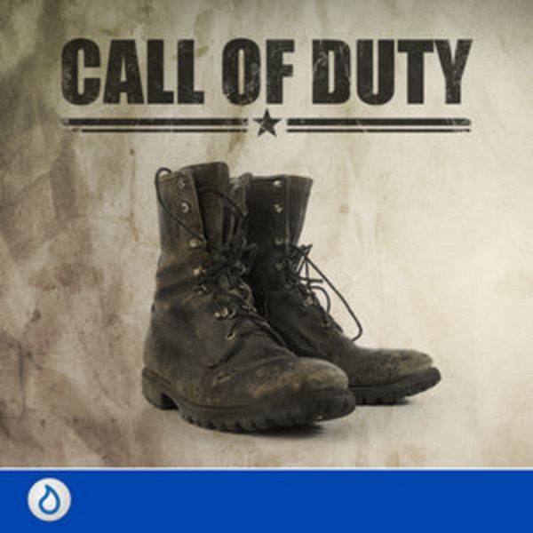 Call of Duty banner backdrop