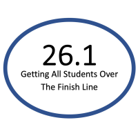 26.1 Getting All Students Over the Finish Line podcast