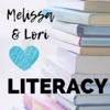 Melissa and Lori Love Literacy  artwork