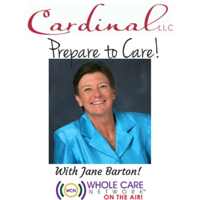 Prepare To Care with Jane Barton podcast