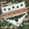 One Man Revolution artwork