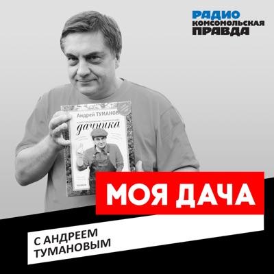 Моя дача:Радио «Комсомольская правда»