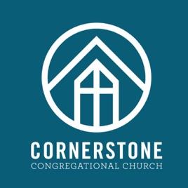 Cornerstone Congregational Church Sermon Podcast on Apple Podcasts