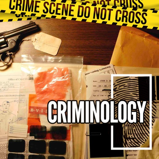 Cover image of Criminology