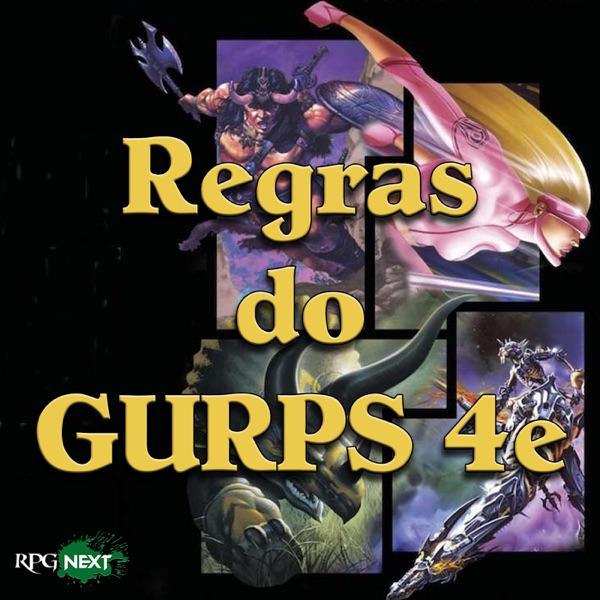 RPG Next: Regras do GURPS 4e