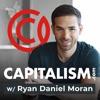 Capitalism.com with Ryan Daniel Moran artwork