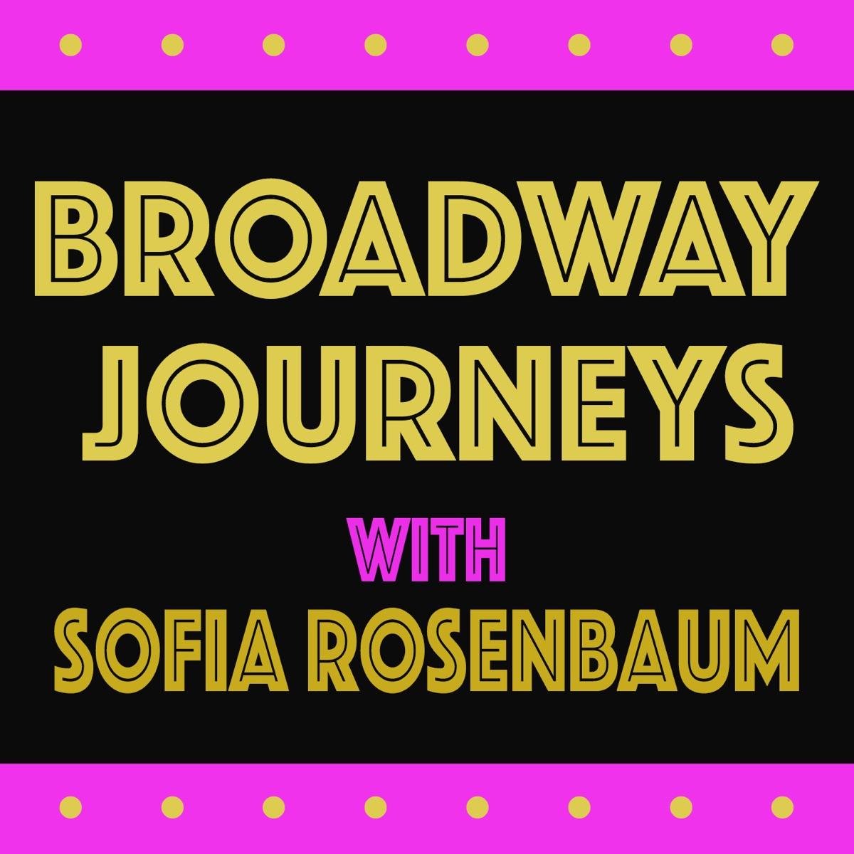Broadway Journeys » podcast
