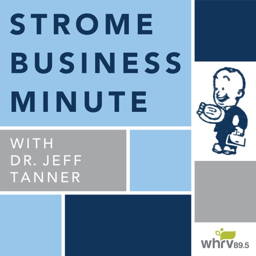 Cover image of Strome Business Minute with Dr. Jeff Tanner