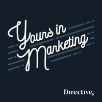 Yours in Marketing podcast