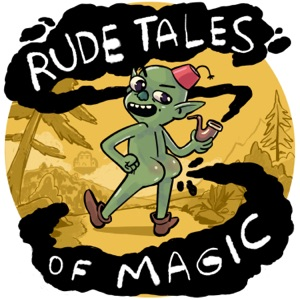 Rude Tales of Magic Cover Art