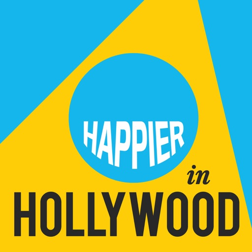 Cover image of Happier in Hollywood