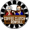 Coffee Clutch w/ Ron and Jill artwork