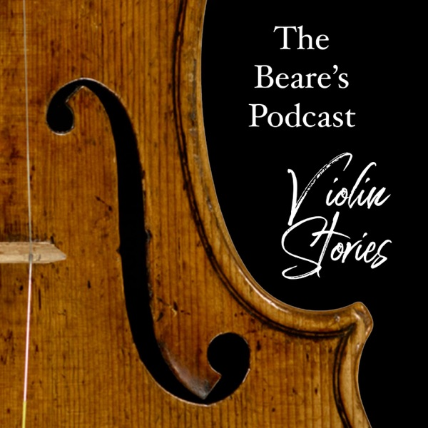 The Beare's Podcast: Violin Stories
