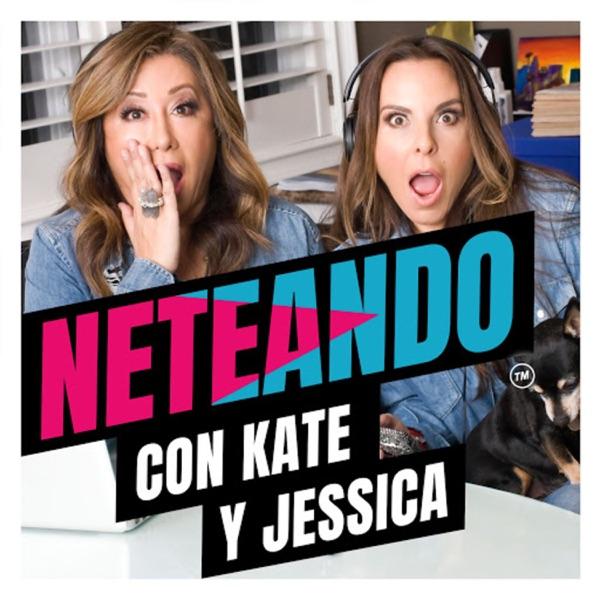 Neteando con Kate y Jessica banner backdrop