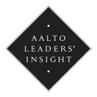 Aalto Leaders' Insight podcast