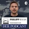Philipp Haas - investresearch Aktien Podcast artwork