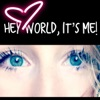 Hey World, it's Me! artwork
