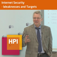 Internet Security (WT 2018/19) - tele-TASK podcast