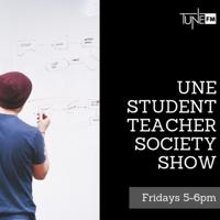UNE Student Teacher Society podcast