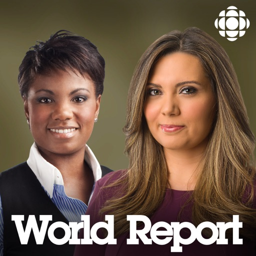 Cover image of CBC News: World Report