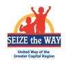 Seize the Way with United Way artwork