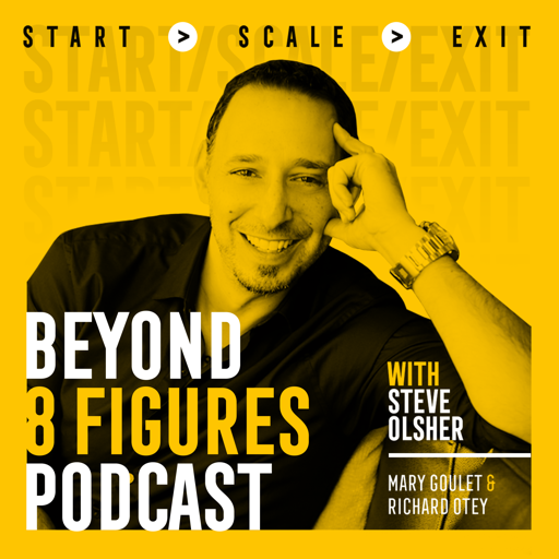 Cover image of Beyond 8 Figures