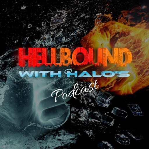 Cover image of Hellbound with Halos