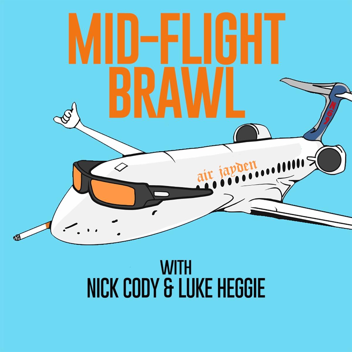 Mid Flight Brawl