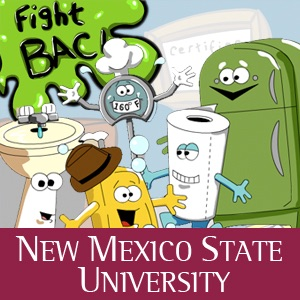 Fight BAC!® Food Detectives Songs - English/Spanish