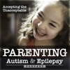 Accepting The Unacceptable, Parenting Autism, Epilepsy, Special Needs artwork