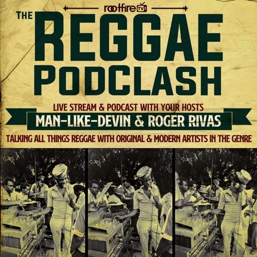The Reggae Podclash #15 - Josh Heinrichs  Image