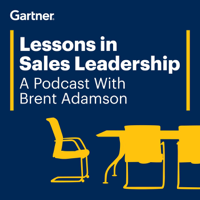 Lessons in Sales Leadership podcast