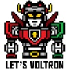 Let's Voltron: The Official Voltron Podcast artwork