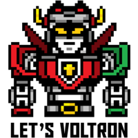 Let's Voltron: The Official Voltron Podcast podcast