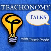 Podcast cover art for Teachonomy Talks