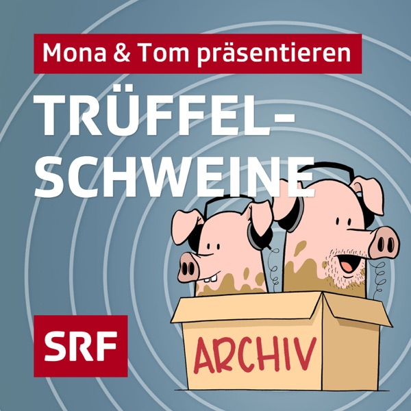 Trüffelschweine