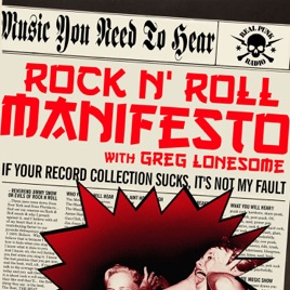 Rock N Roll Manifesto (mp3) on Apple Podcasts