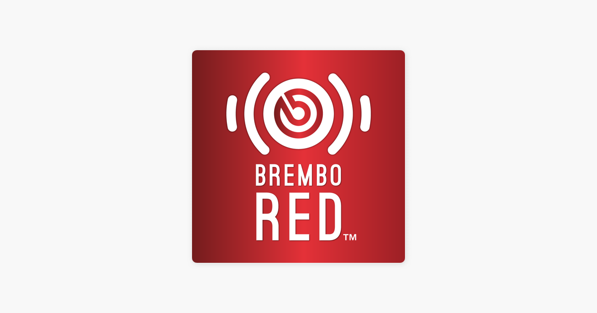 Brembo Red on Apple Podcasts