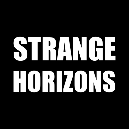 Cover image of Strange Horizons