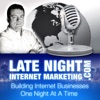 Late Night Internet Marketing with Mark Mason -- Affiliate Marketing Tips, Online Business Advice, Email Marketing and SEO artwork