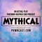 Mythical: Pokemon-Inspired DnD Role Playing Podcast