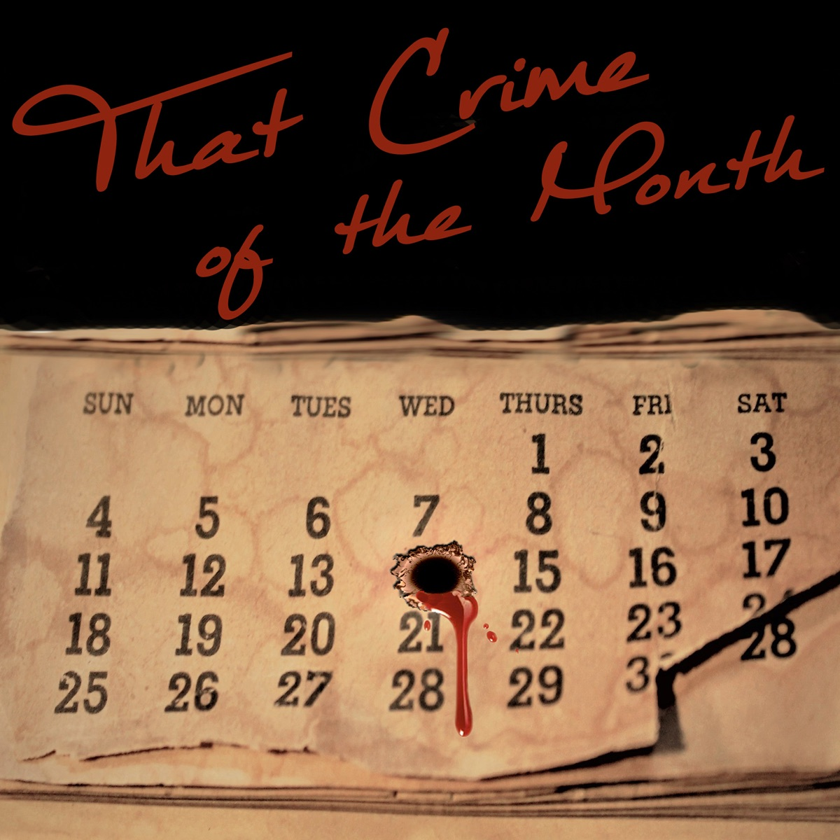 That Crime of The Month