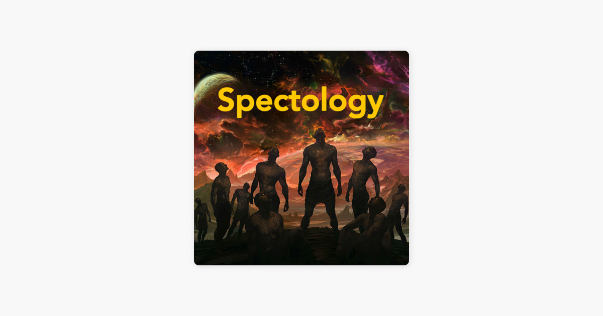 Spectology: The Science Fiction Book Club Podcast on Apple