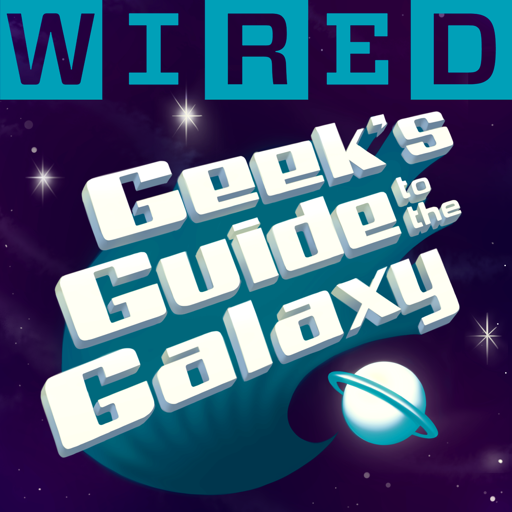 Cover image of Geek's Guide to the Galaxy - A Science Fiction Podcast