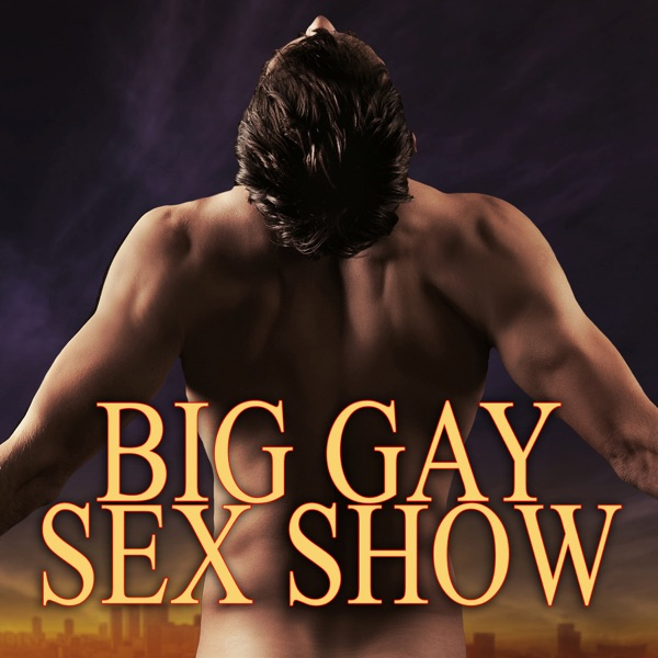 BIG GAY SEX SHOW: THE DADDY YEARS banner backdrop